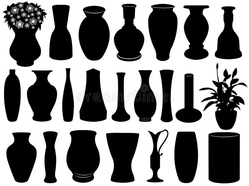 Download Vase Set Stock Photography - Image: 26760712