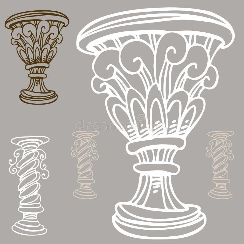 Download Vase And Urn Set Stock Images - Image: 16840744