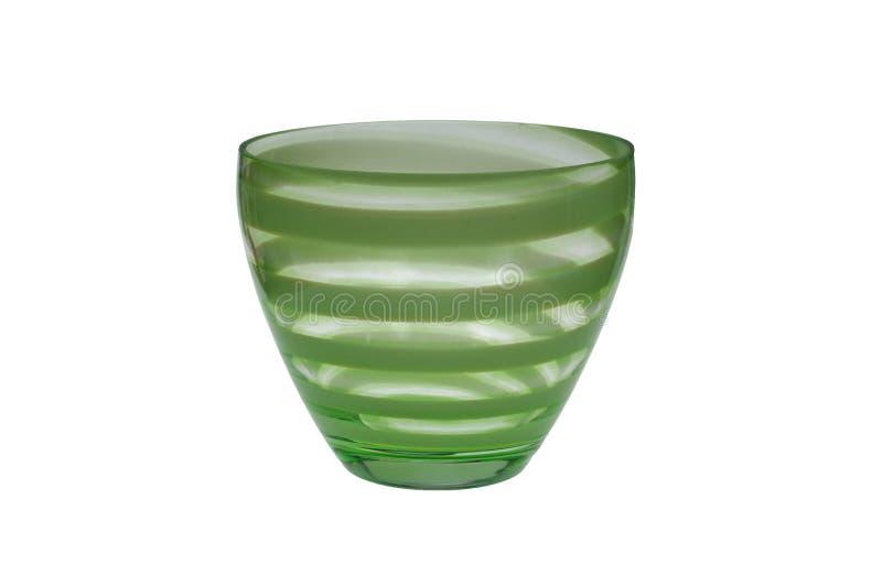Vase vert image stock