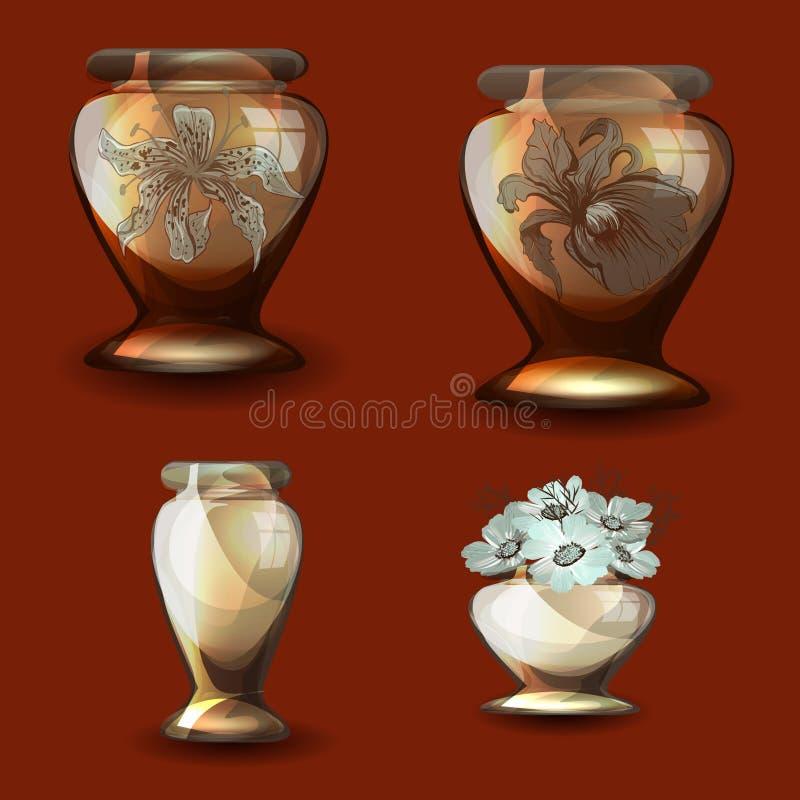 vases immagini stock