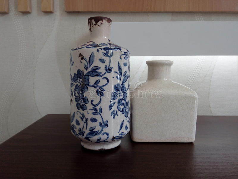 vases fotografia stock