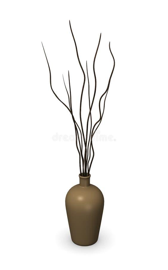 Download Vaso ilustração stock. Ilustração de gráficos, ilustração - 12806065