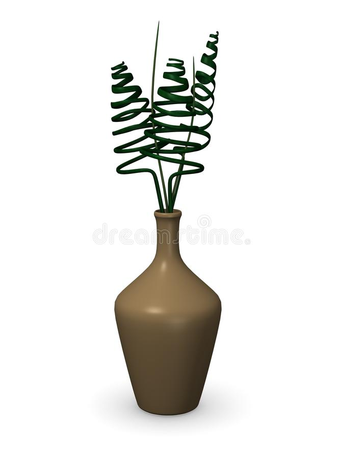 Vaso ilustração stock
