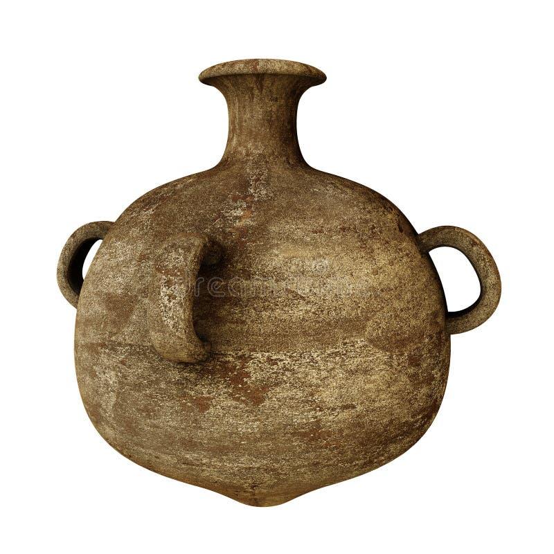 Vaso antico illustrazione vettoriale