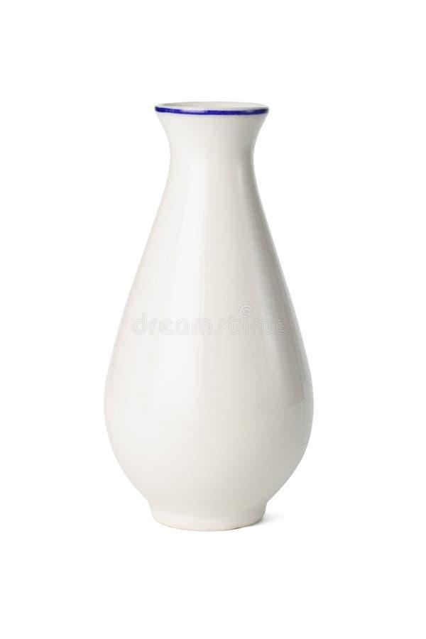 Vaso chinês da porcelana foto de stock