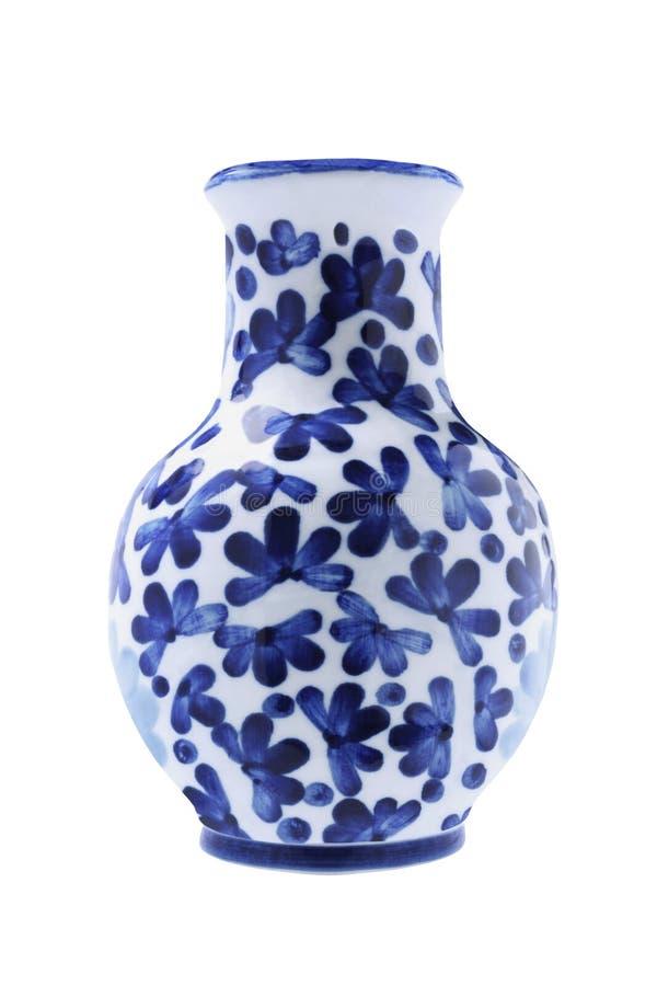 Vaso chinês da porcelana imagens de stock