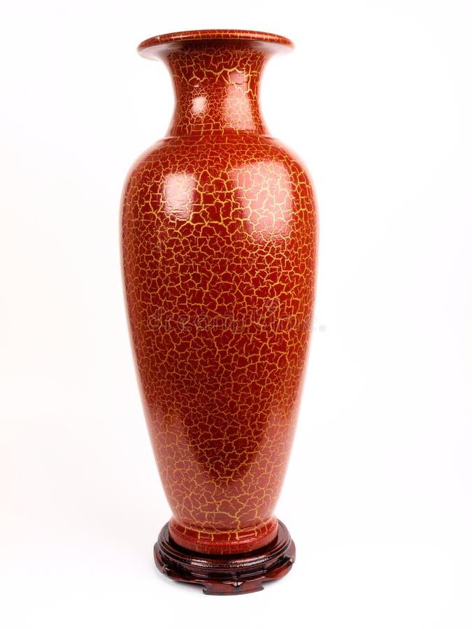 Vaso cinese fotografie stock