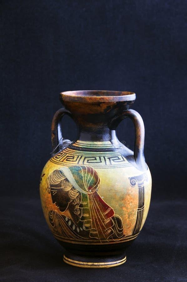 Vaso de Etruscan fotos de stock