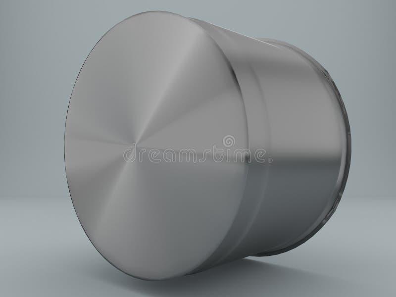 Vaso di Sause fotografia stock