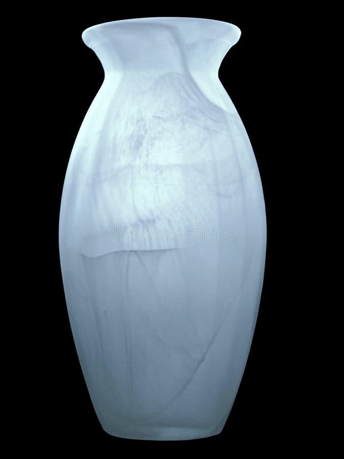 Vaso Glassato (blu) Fotografia Stock