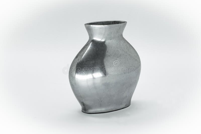 vaso per disposizione dei fiori fotografie stock