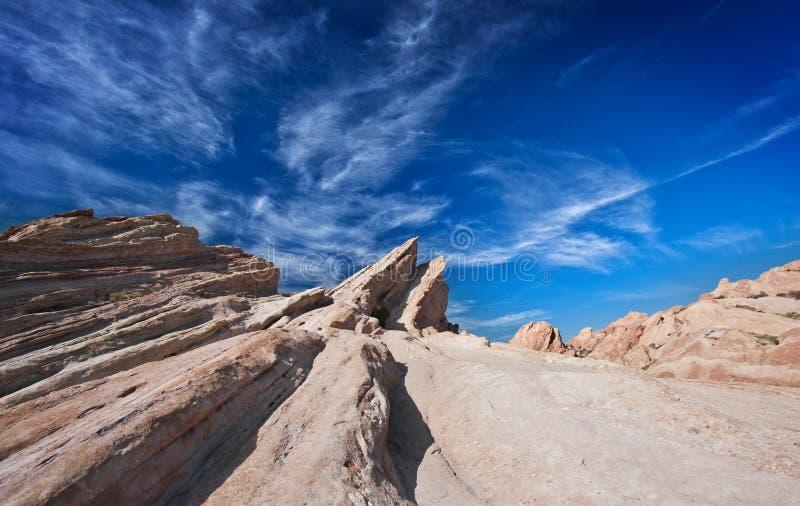 Vasquez Rocks stock images
