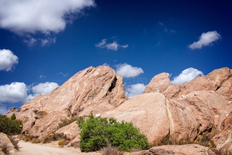 Vasquez Rocks Natural Area Park stock image
