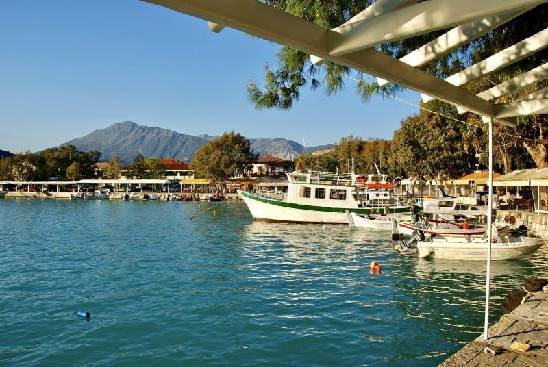 Vassiliki, Grecja obrazy stock