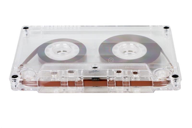 Vassoio della cassetta audio fotografia stock libera da diritti