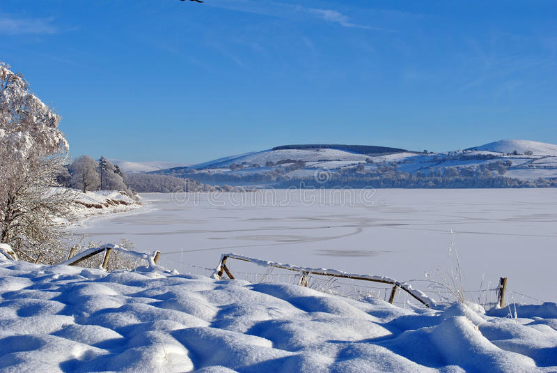 Download Vast Expanse Of Frozen Water Stock Photo - Image: 17619414
