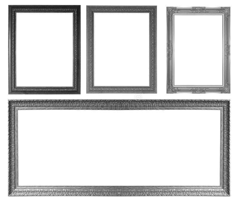 Vastgestelde frames royalty-vrije stock foto