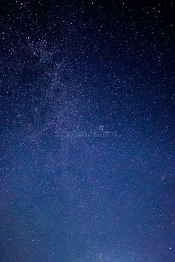 Vasto cielo stellato fotografia stock libera da diritti