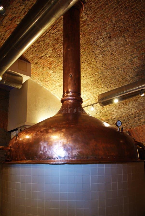 Download Vat stock photo. Image of dark, process, part, beer, shiny - 13361868