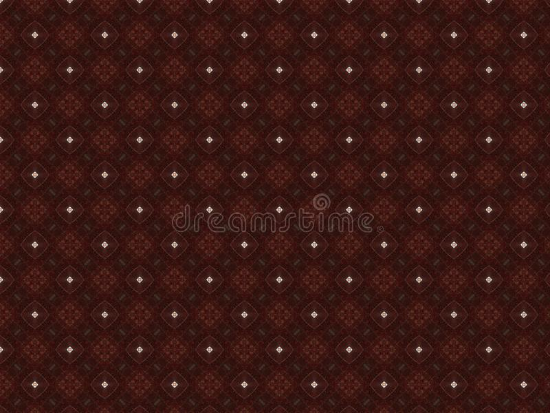 Vat de rode stof van Bourgondië voor het maken van gordijnen achtergrondstof met openwork patroon en gevoelig kant samen royalty-vrije stock foto