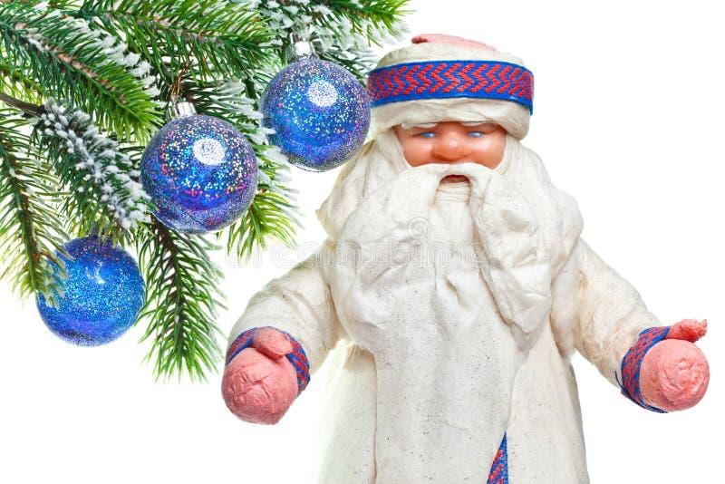 Vater-Frost (Weihnachtsmann) lizenzfreies stockfoto
