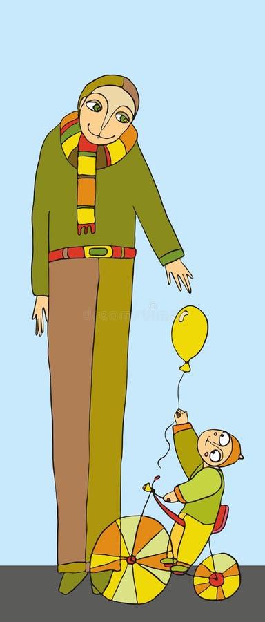 Vater-Kind