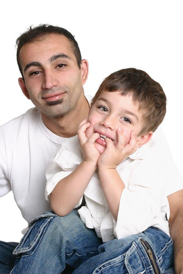 Vater und Kind stockfotos