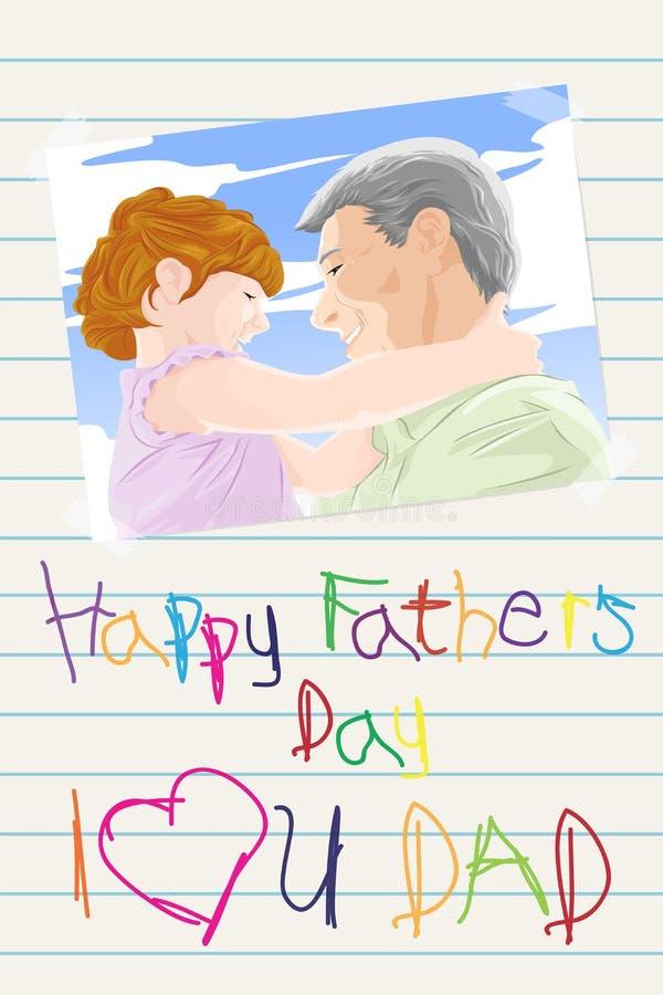 Vatertagskarte