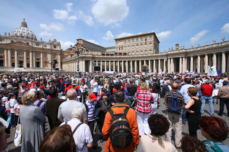 Download Vatican editorial stock image. Image of church, italy - 14646094