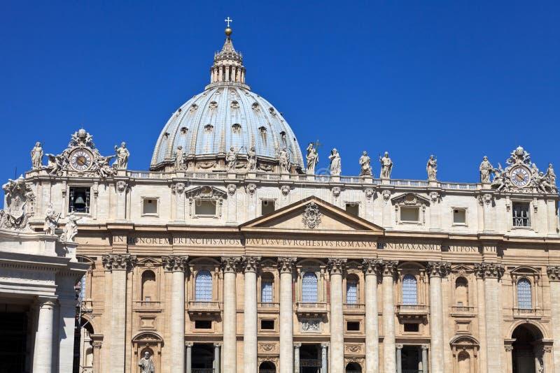 Vatican royaltyfri bild