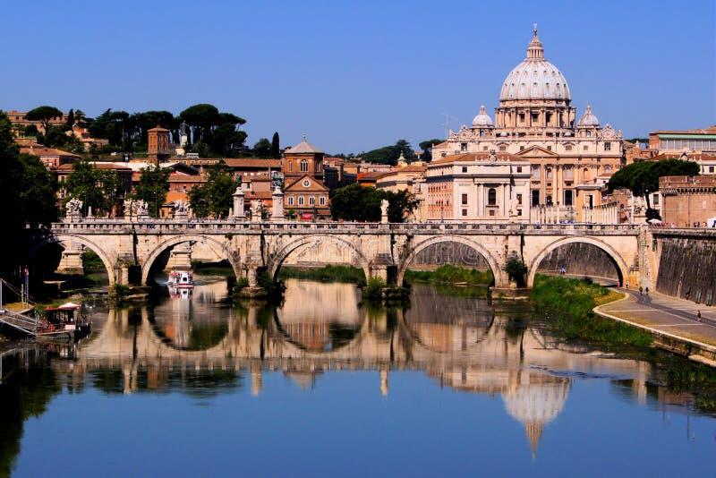 Vatican-Ansicht lizenzfreies stockfoto