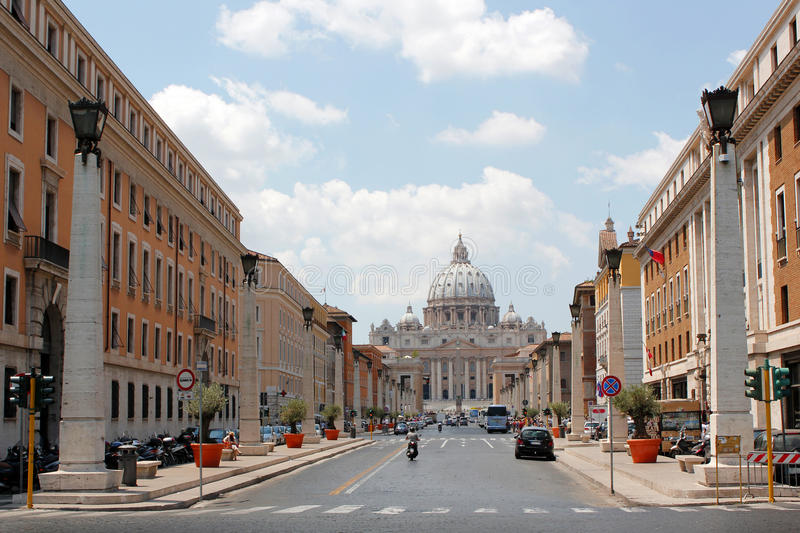Download Vatican City stock image. Image of catholic, city, peter - 20619355