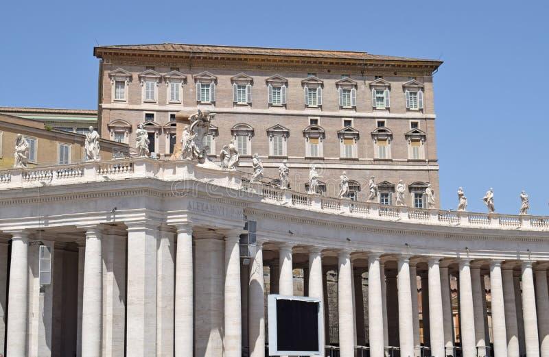 Vatican City in Rome. Italy royalty free stock photos