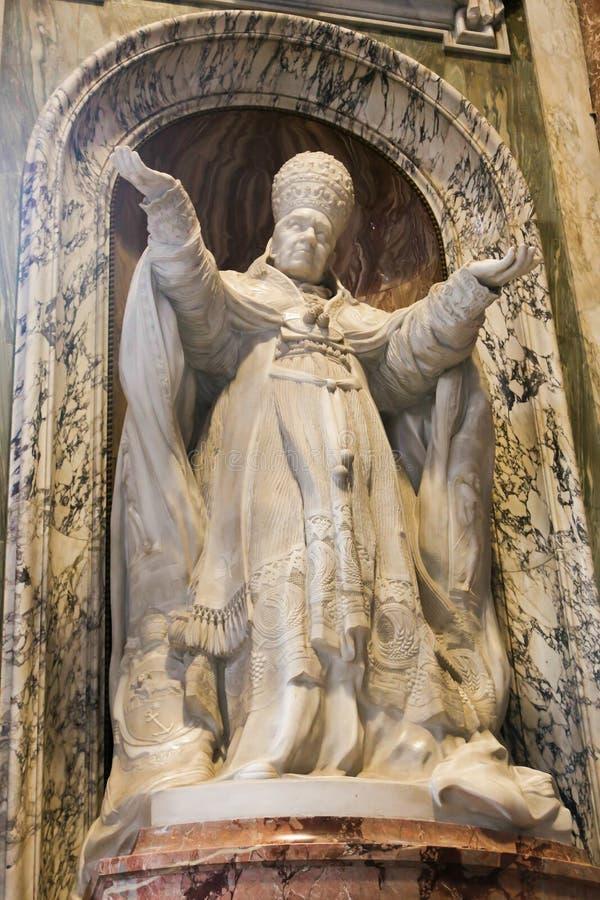 Vatican Italien royaltyfria foton