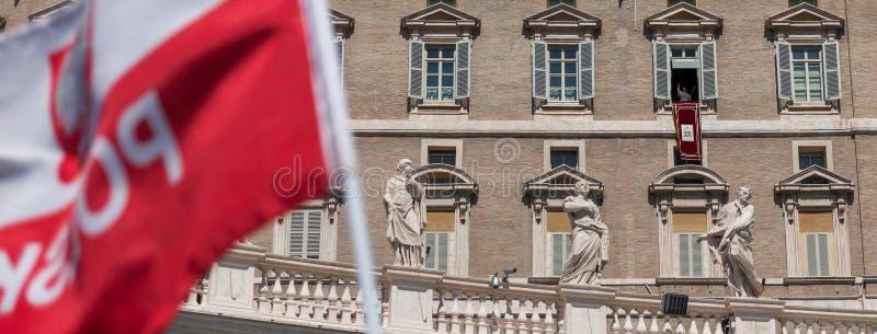 Vatican Pope Francis Pilgrims stock photos