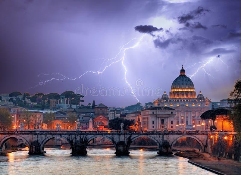 Vatican, Roma fotografie stock libere da diritti