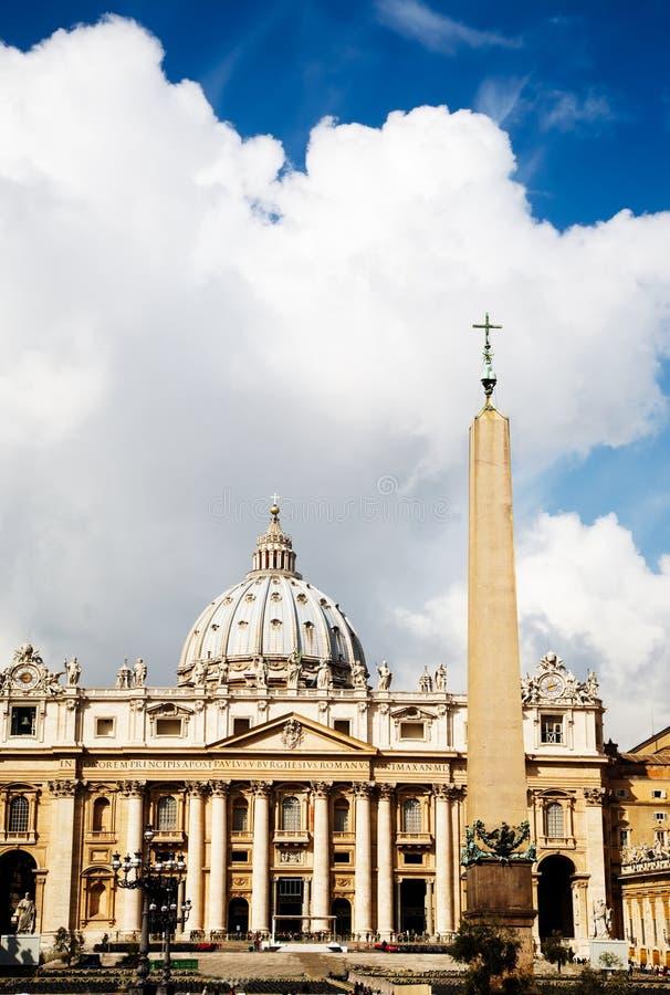 Vatican Roma imagem de stock