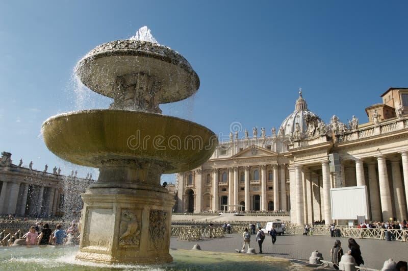 Vatican Rome image stock