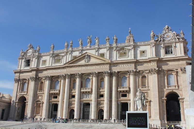 Vatican in Rome stock photo