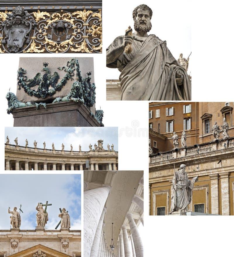 Download Vatican, Saint Peter, Details Stock Photo - Image of divinity, house: 13217894