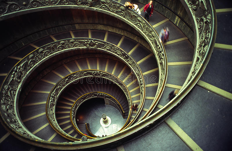 Download Vatican stairs editorial photo. Image of europe, european - 21814691