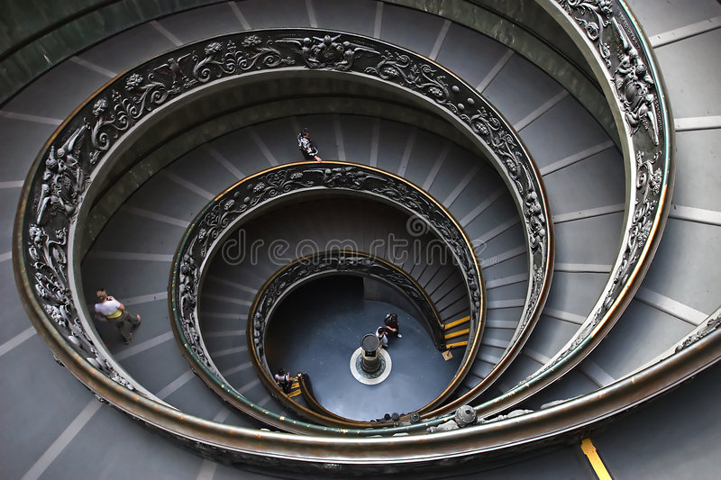 Download Vatican steps editorial stock image. Image of europe, architecture - 8114409