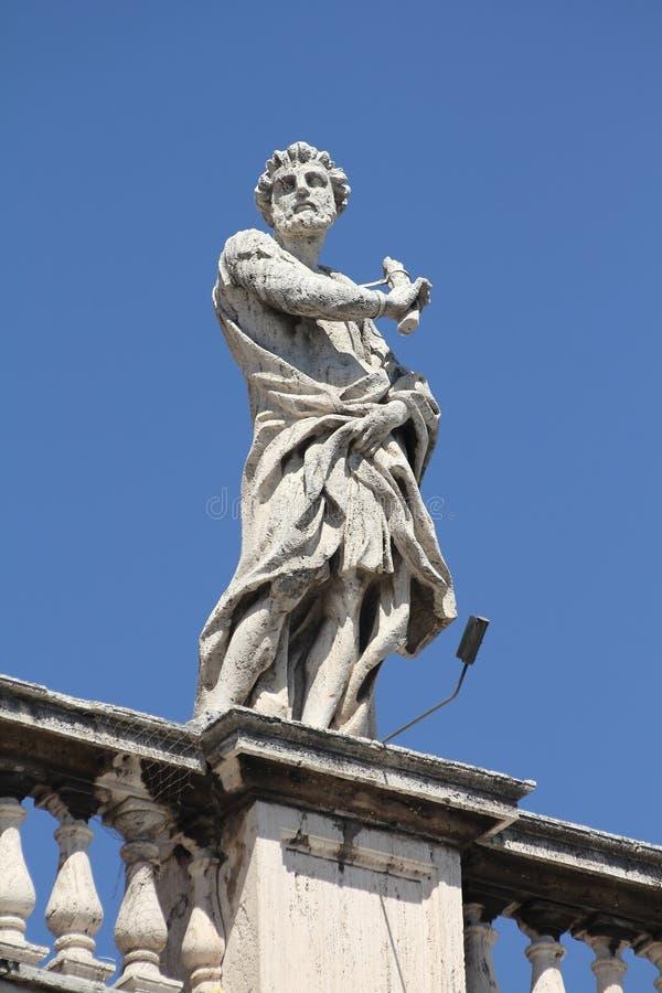 Vaticanenhelgon royaltyfri fotografi