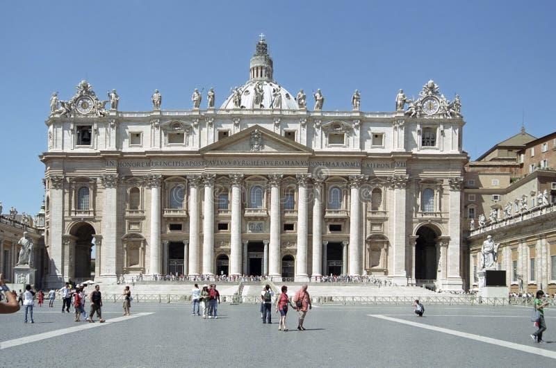 Vatikaan royalty-vrije stock foto