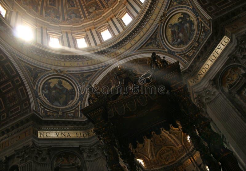 Vatikanstadt stockfotos