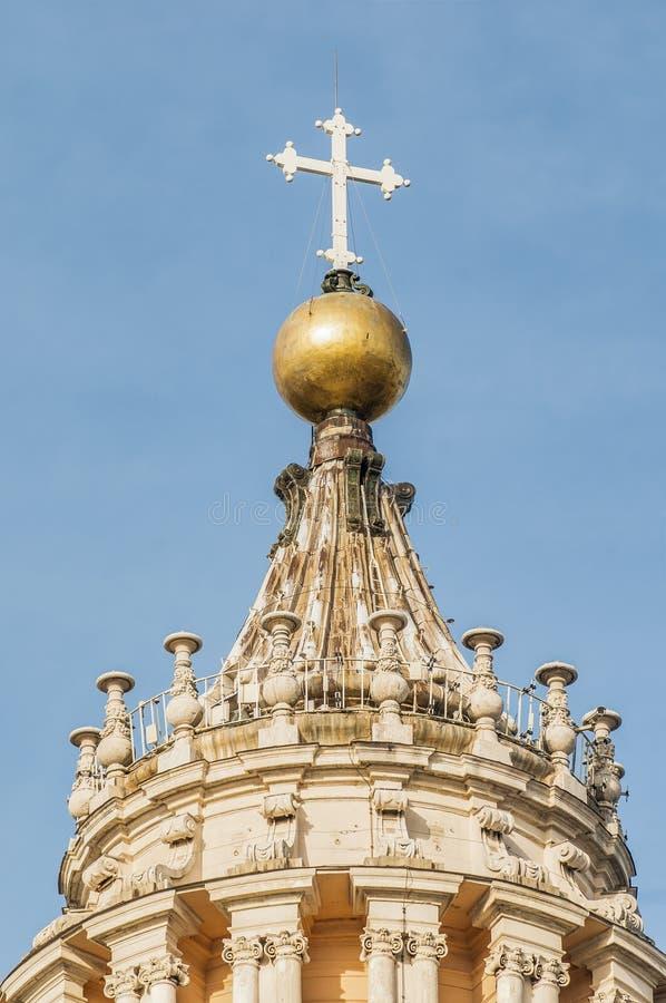 Vatikanstadt in Rom, Italien stockbilder
