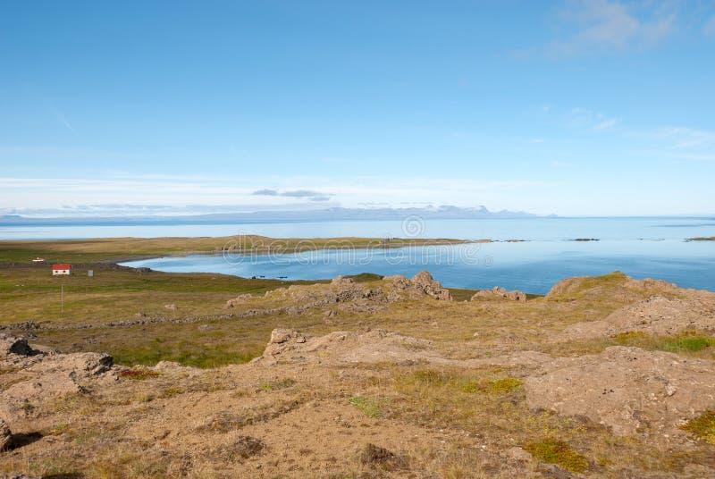Download Vatnsnes Halbinsel In Island Stockfoto - Bild von tourismus, wolken: 26359434
