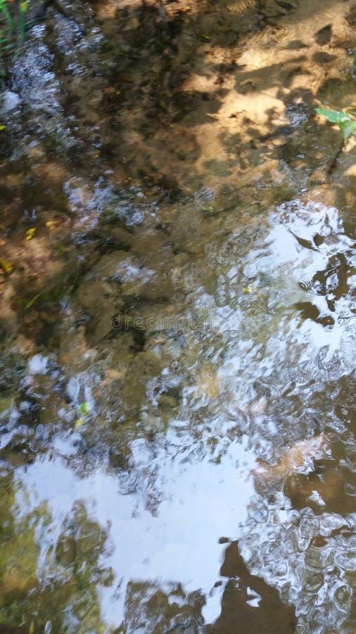 Vatten royaltyfri bild