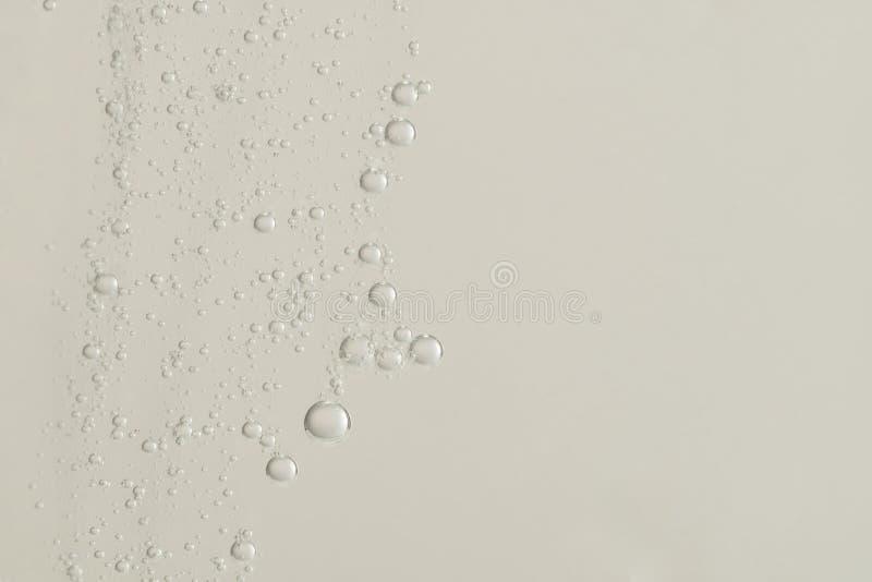 vatten för bubblor för bakgrundsbad blått royaltyfria foton