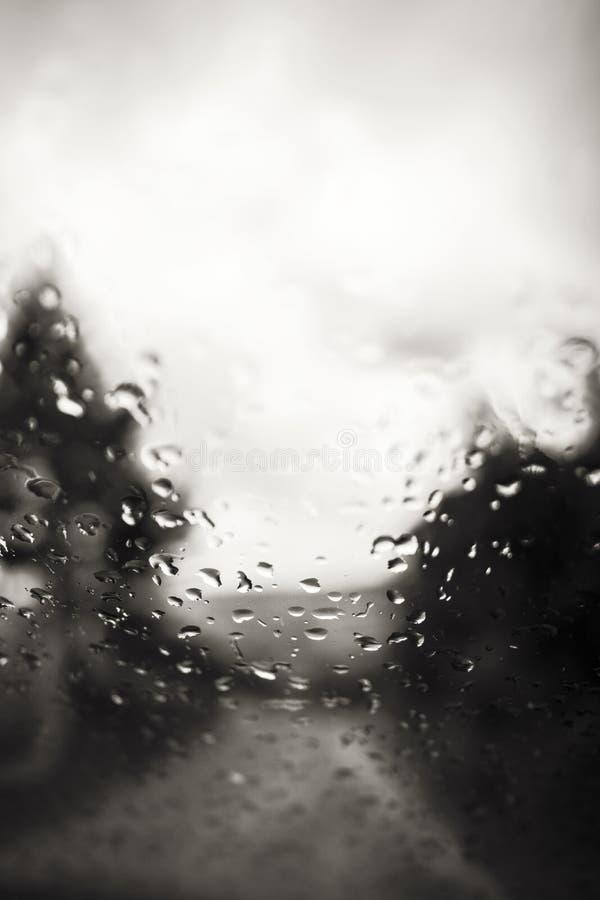 Vatten tappar lodlinje fotografering för bildbyråer